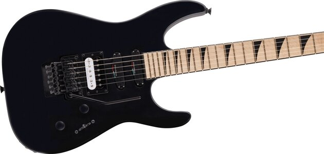 Jackson X Series Soloist SL3XM DX MN Satin Black