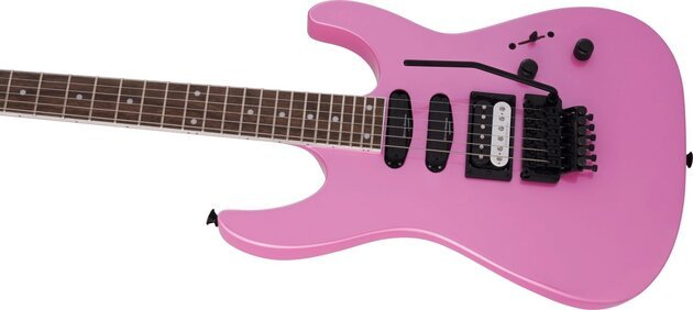 Jackson X Series Soloist SL1X IL Platinum Pink