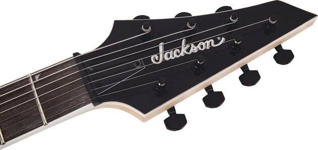 Jackson JS Series Dinky Arch Top JS22Q-7 DKA HT AH Transparent Black Burst