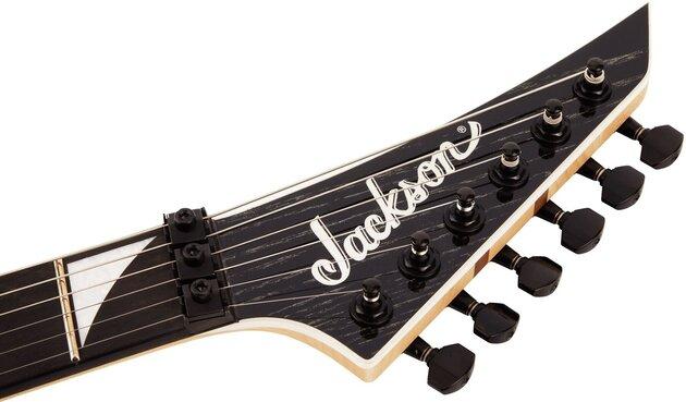 Jackson MJ Series Dinky DKRA EB Matte Black Ash