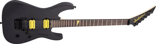 Jackson MJ Series Dinky DKR EB Satin Black
