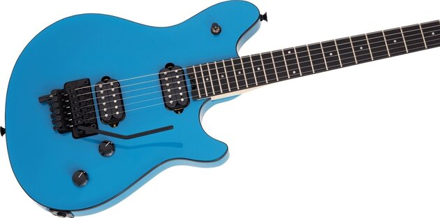 EVH Wolfgang Special EB Miami Blue