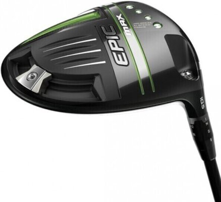 Callaway Epic Max Driver 12 Right Hand Lady