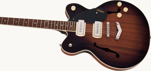 Gretsch G2622-P90 Streamliner Center Block P90 IL Havana Burst
