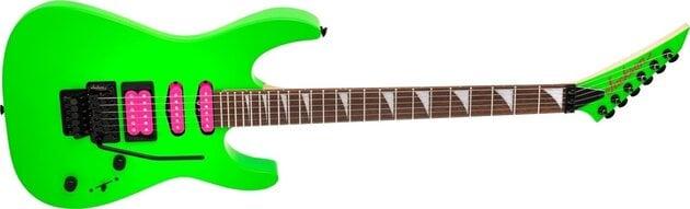 Jackson X Series Dinky DK3XR HSS IL Neon Green