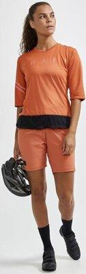 Craft Core Offroad X Woman Orange/Black S