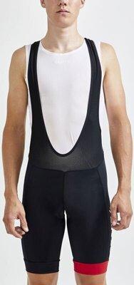 Craft Core Endur Man Pants Black/Red XL