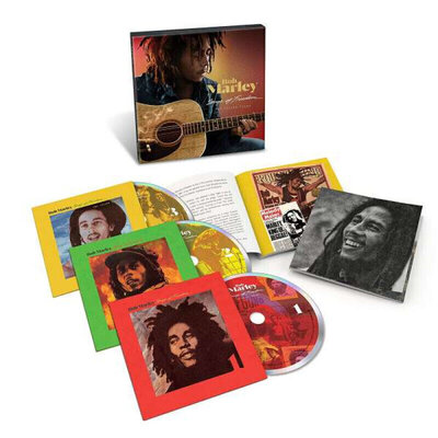 Bob Marley Songs Of Freedom: The Island Years (Limited Edition) (3 CD)