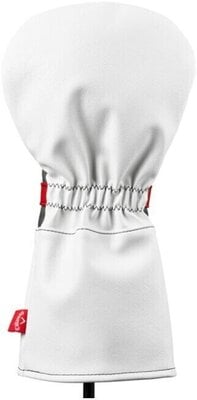 Callaway Vintage Driver Head Cover White/Charcoal/Red