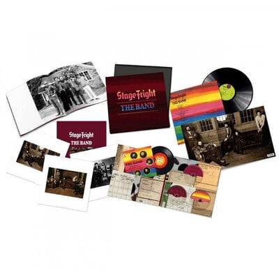 The Band Stage Fright (50th Anniversary Edition) (Vinyl Box)