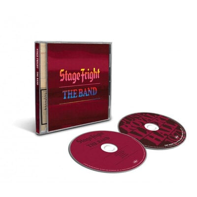 The Band Stage Fright 50th Anniversary (2 CD) Music CD