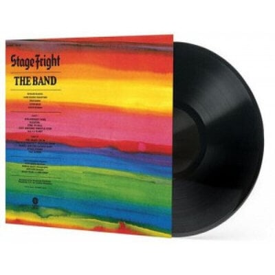 The Band Stage Fright (Remixed) (Vinyl LP) Disc de vinil