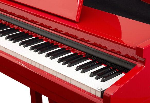 Pearl River GP 1100 Red Digital Piano
