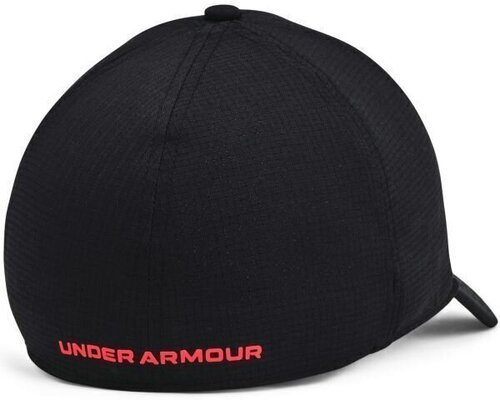 Under Armour Isochill Armourvent Mens Cap Black/Beta L/XL