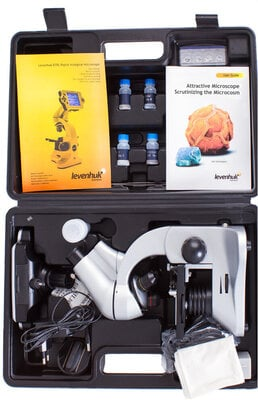 Levenhuk D70L Digital Biological Microscope