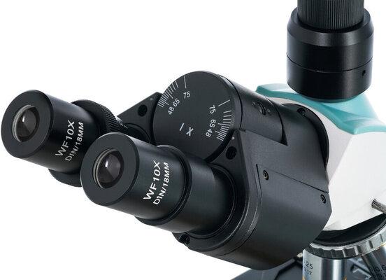 Levenhuk 400T Trinokulárny Mikroskop