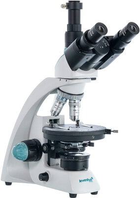 Levenhuk 500T POL Trinocular Microscope