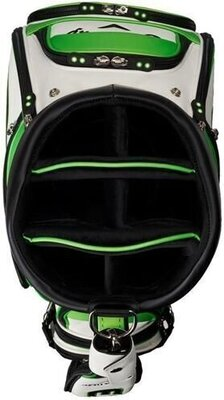 Callaway Staff Cart Bag White/Green/Black