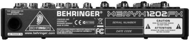 Behringer XENYX 1202 FX