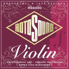 Rotosound RS 6000 Violin Strings