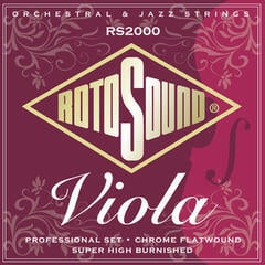 Rotosound RS 2000 Viola Strings