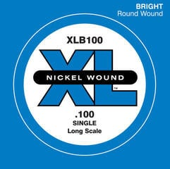 D'Addario XLB100 Single Bass String