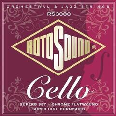 Rotosound RS3000 Cello Strings