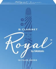 Rico Royal 2.5 Bb clarinet
