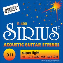 Gorstrings S-400 Super Light