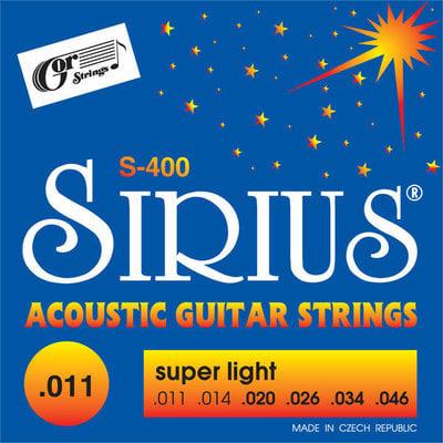 Gorstrings S-400 Super Light