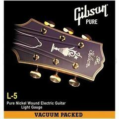 Gibson SEG-900L L5 NICKEL WND 3RD 010-046 B-Stock