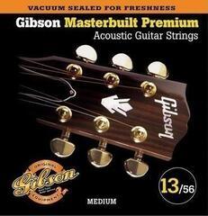 Gibson Masterbuilt Premium Phosphor Bronze 013-056
