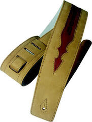Gibson Brushed Leather Strap BL010