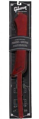 Gibson Modern Vintage Strap - Heritage Cherry