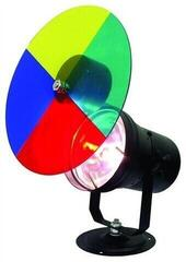 BeamZ PAR36 Spot Light with Color Wheel