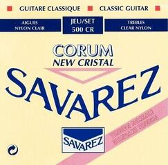 Savarez 500PR Corum Rouge