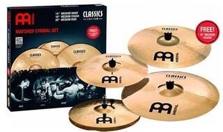 Meinl 60-CC14162018 Classics Custom Cymbal Set