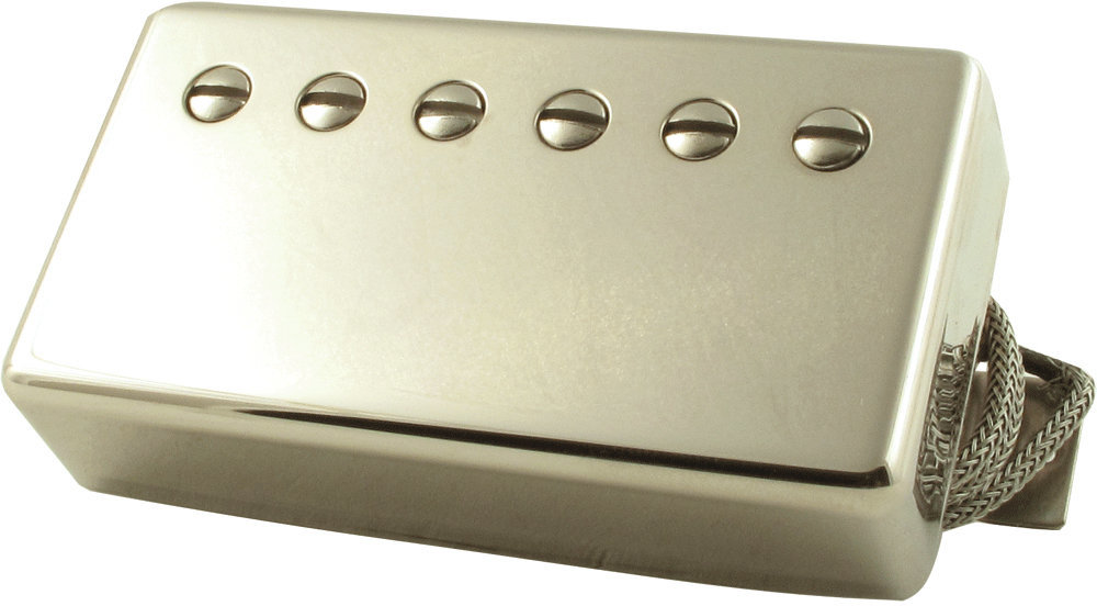 Gibson 57 Classic Plus Pickup Nickel Cover