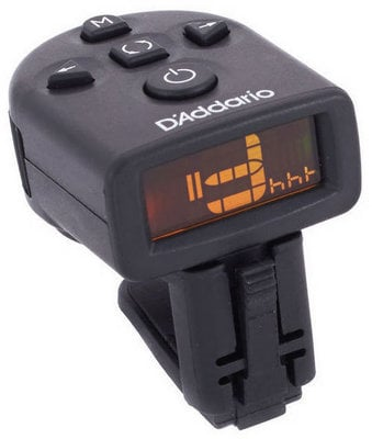 D'Addario Planet Waves PW-CT-12 Micro Headstock Tuner