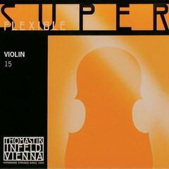 Thomastik 15 Superflexible Violin String Set