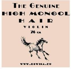 Dowina Standard Mongol Hair