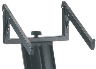 Konig & Meyer 18868 Laptop Stand Black