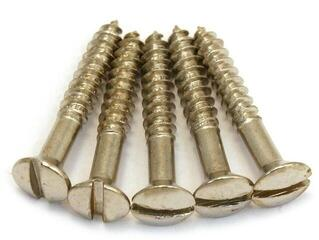 Fender '52 Tele Bridge Mounting Screws