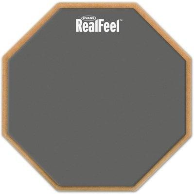 Evans RF6D Reel Feel Practice Pad