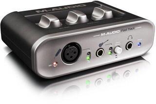 M-Audio Fast Track AVID Recording