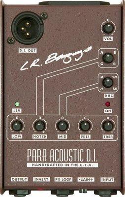 L.R. Baggs Para Acoustic DI Preamp