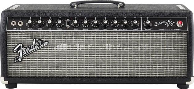Fender Bassman 100T 100 Watt Head