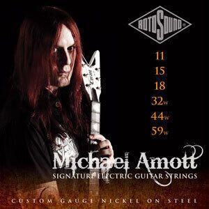 Rotosound Michael Amott custom series
