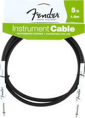Fender Performance Series Instrument Cable Black/Straight - Straight