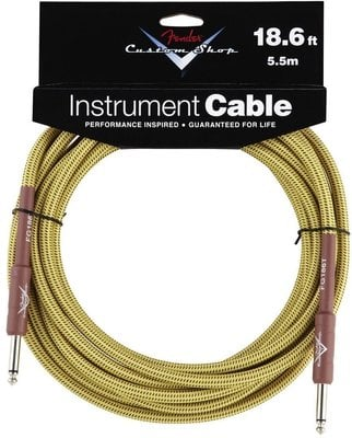 Fender Custom Shop Performance Series Cable 5.5m